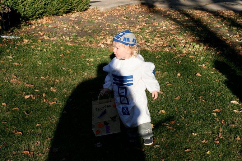 R2D2 Toddler