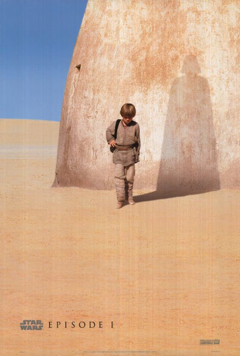 Star Wars Episode I - Anakin Teaser Poster