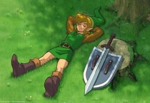 link_sleeping
